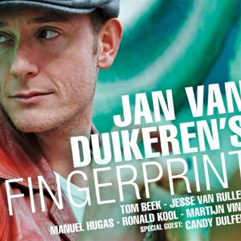 Jan van Duikeren Fingerprint