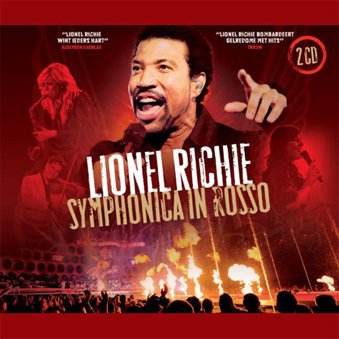Lionel Richie Symphonica in Rosso