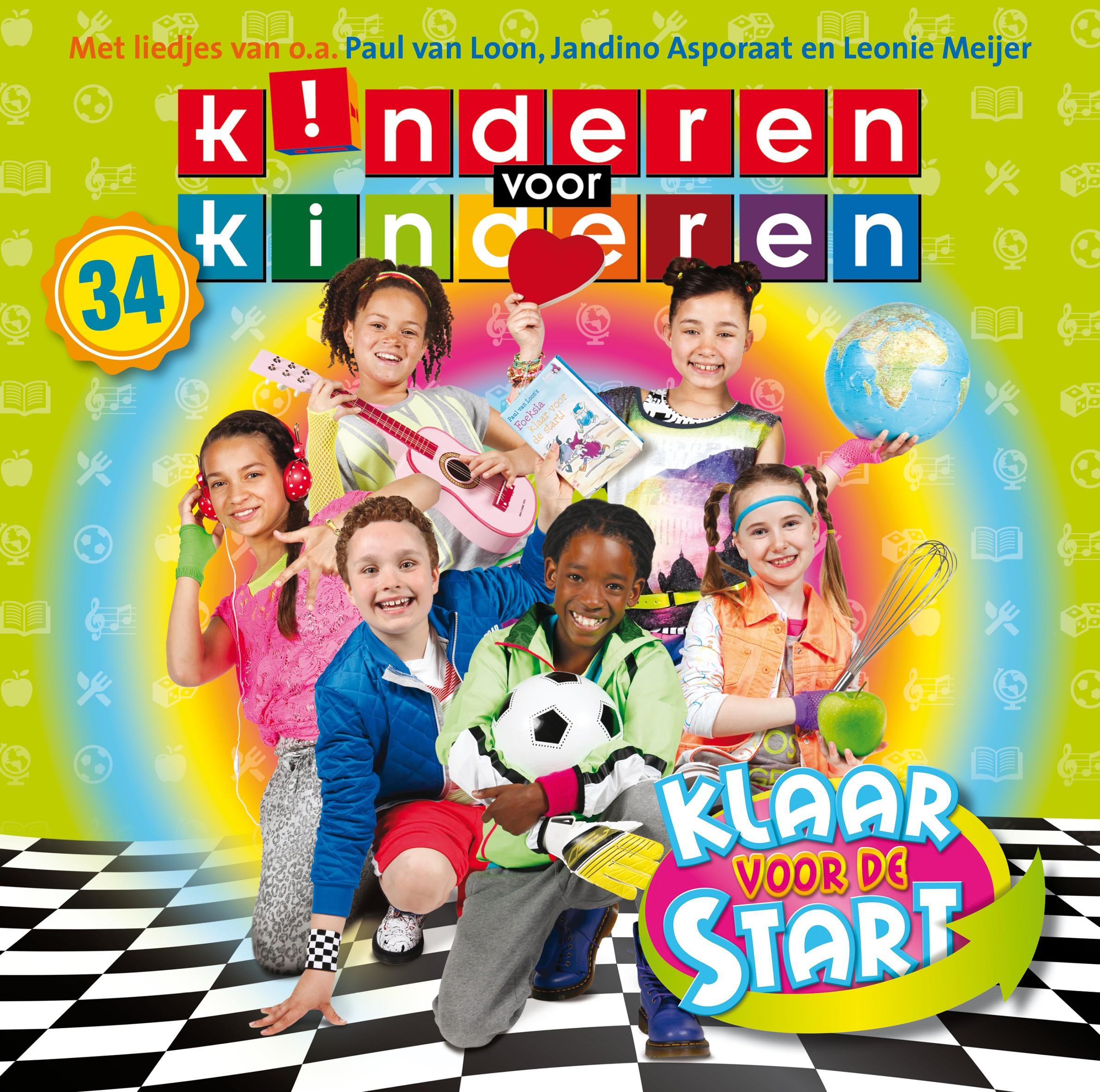 Kinderen voor Kinderen Klaar voor de Start