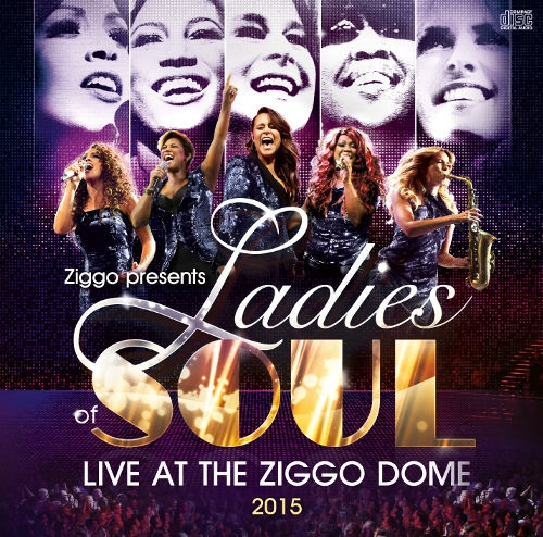 Ladies of Soul Live at the Ziggo Dome 2015