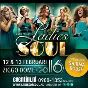 the Ladies of Soul