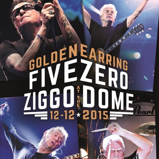 Golden Earring Five Zero